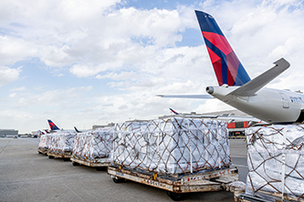Delta Cargo joins sustainability alliance