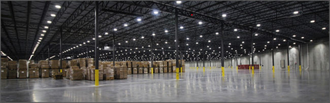 TVH in the Americas warehouse expansion