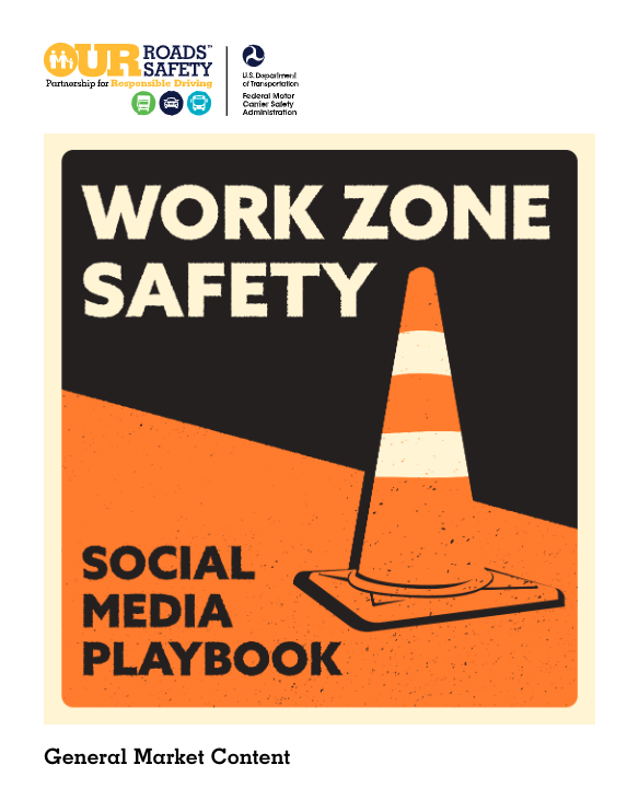 Work zone safety playbook preview