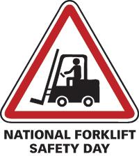 National Forklift Safety Day