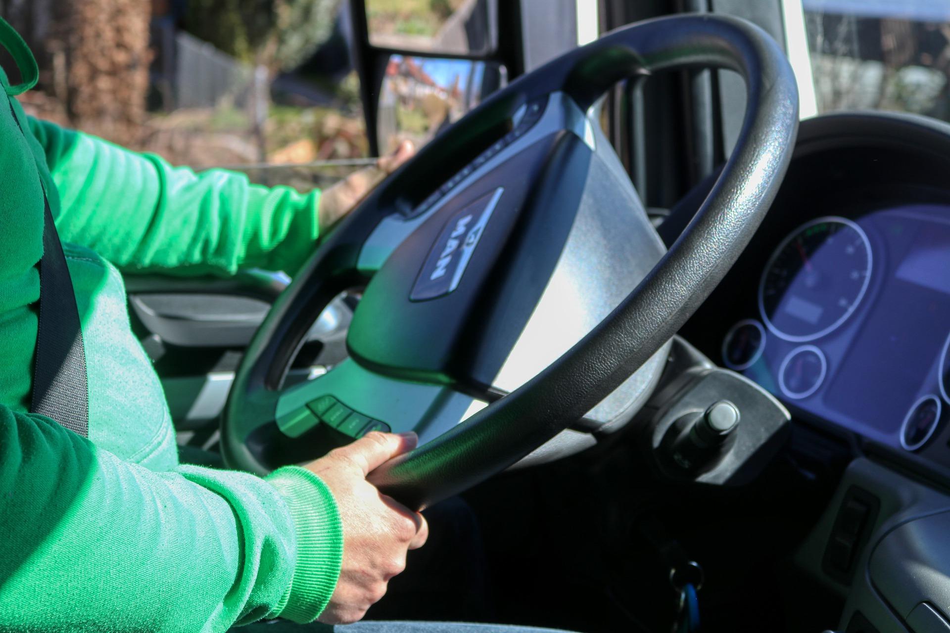Truck driver 4933514 1920