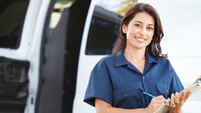More women making last-mile deliveries, survey shows