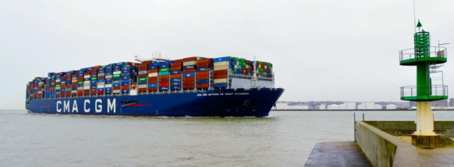 CMA CGM boosts capacity on Asia-Europe routes