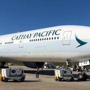 Cathay Pacific adds temporary cargo service to Pittsburgh