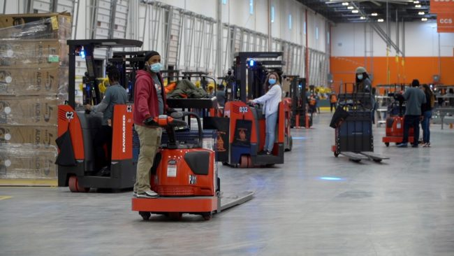 The Home Depot expands network with automated DC