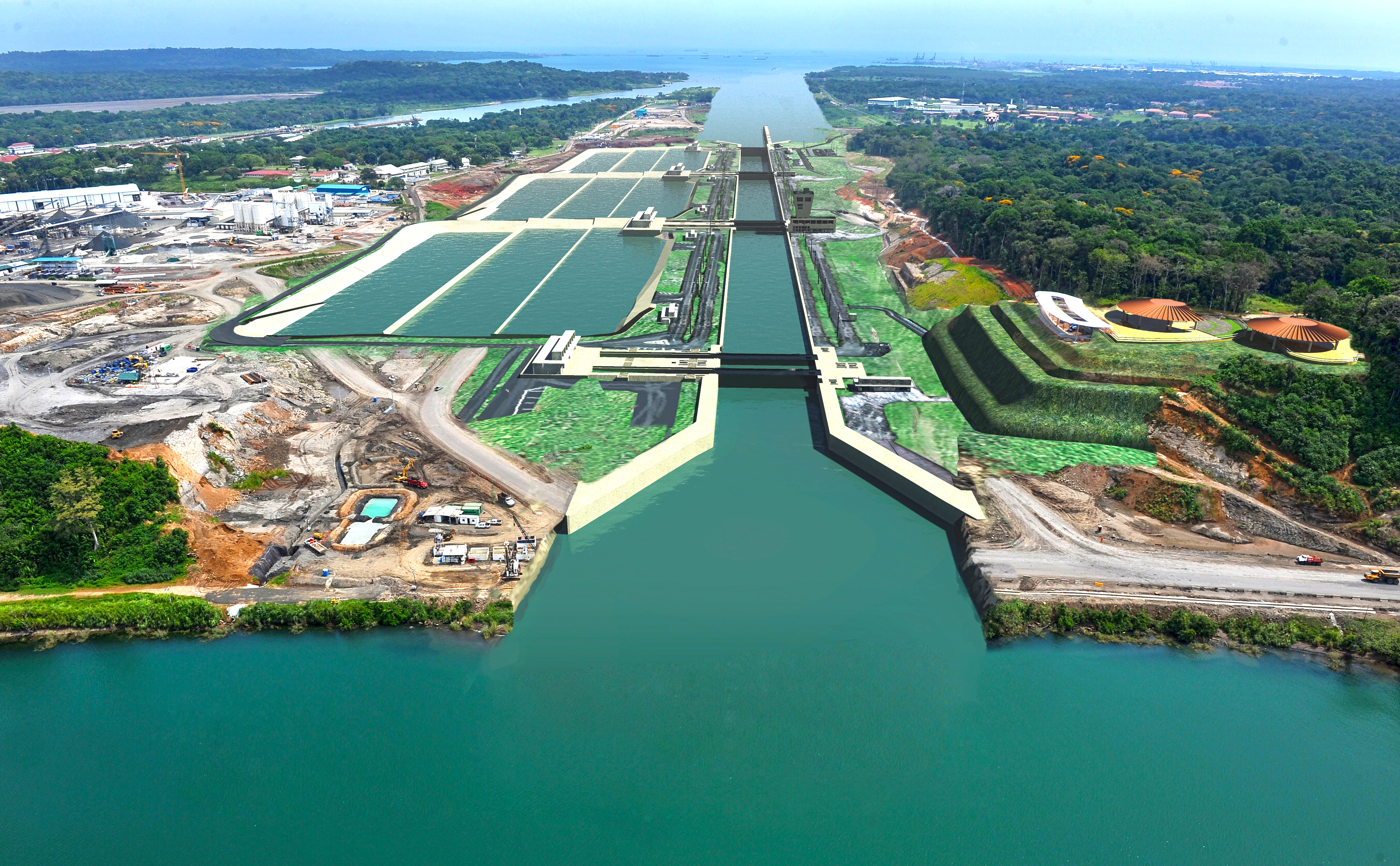 Panama Canal inks deal to optimize Covid-19-related logistics in Latin America