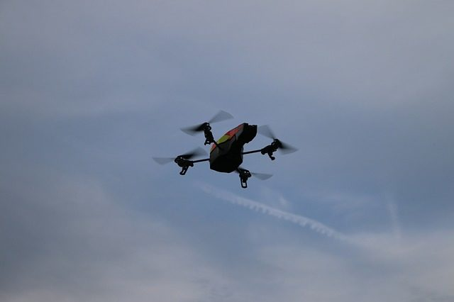 Data show growing interest in drones in Covid-19 fight
