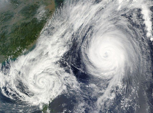 2020 Tropical Storm Outlook, supply chains