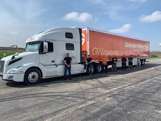 Gebrüder Weiss, Delta Group Logistics donate PPE