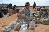 thanks for the MREs