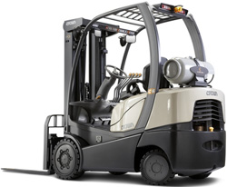 Crown IC lift truck