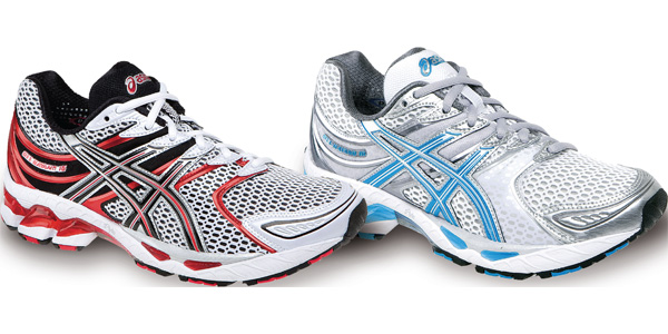 ASICS keeps pace with growing demand