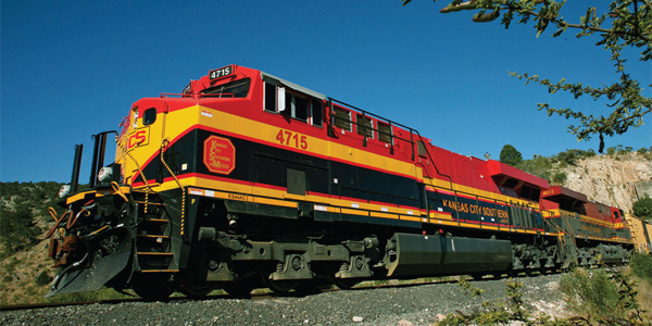 KCS to make aggressive push into U.S.-Mexican intermodal market