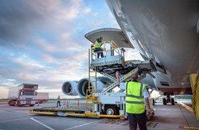 March air cargo data