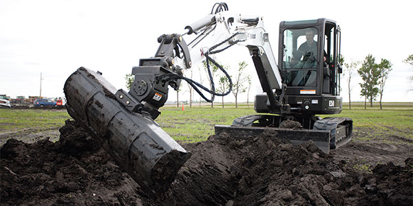 Bobcat excavates productivity, inventory improvements