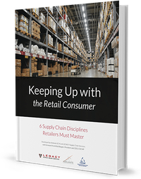 Book cover: Keeping Up With the Retail Consumer