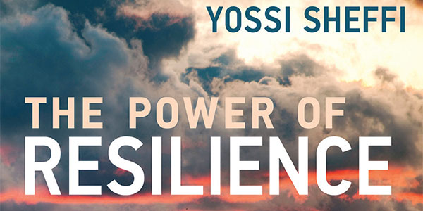 Building resilience into the supply chain: interview with Yossi Sheffi
