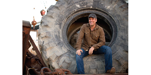 Workforce warrior: interview with Mike Rowe