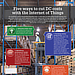 Infographic: Five ways to cut distribution center costs with the Internet of Things