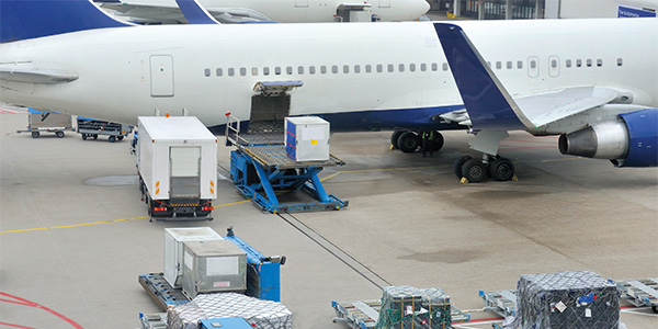 "Airfreight's ""belly"" ache"