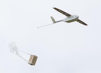Photo: Zipline drone