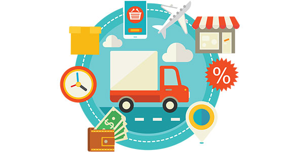 In omnichannel, matching freight spend to inventory control, fulfillment is delicate task