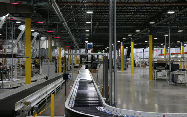REI's newest distribution center is a model of sustainability