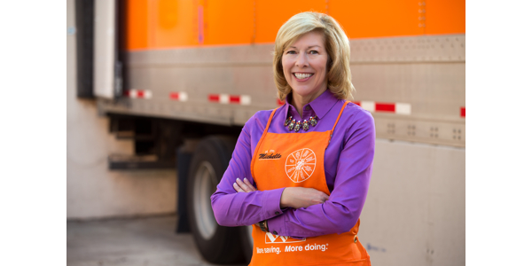 The Home Depot's Michelle Livingstone on why orange is the new green
