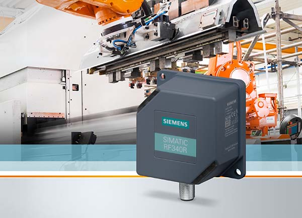 Siemens introduces new RFID reader generation for flexible applications