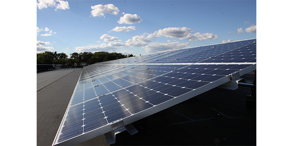 UPS to spend $18 million on solar panels