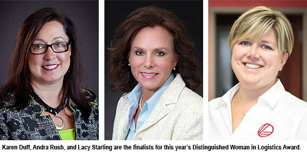 Three finalists selected for Distinguished Woman in ...