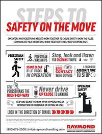 Infographic: Steps to Safety on the Move