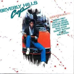 Album cover: Beverly Hills Cop Soundtrack
