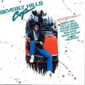 Album cover: Beverly Hills Cop Soundtrack