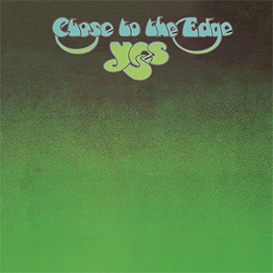 Album cover: Yes - Close to the Edge