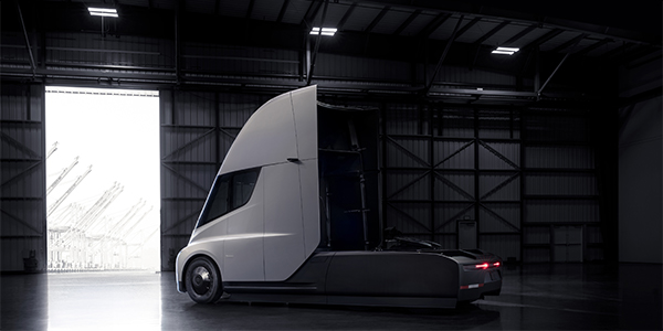 Pepsi orders 100 electric Tesla Semi trucks