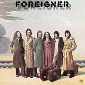 Cover of Foreigner's first album