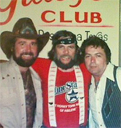 Johnny Lee, Johnny Paycheck, Mickey Gilley