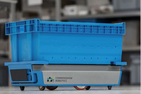 Robotics startup lands $20 million for grocery fulfillment system