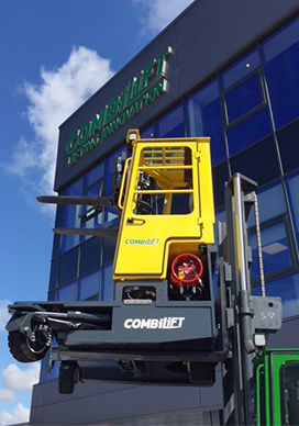 Combilift facility in Ireland