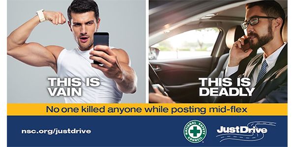 Do not read this while driving