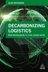 Book cover: Decarbonizing Logistics