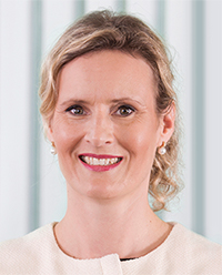 Susanna Schneeberger, chief digital officer of Kion