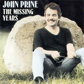 Album cover - John Prine - The Missing Years