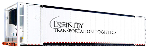 Infinity buys 200 refrigerated containers for OR and WA service