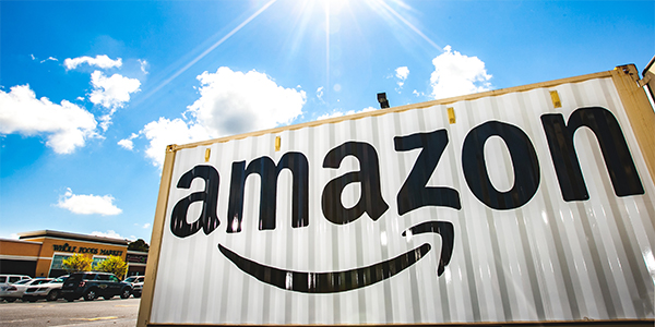 Amazon opens pop-up parcel delivery site in flooded Wilmington, N.C.