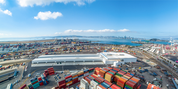 Warehousing and logistics firms open Cool Port Oakland