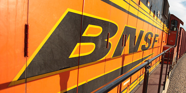 "BNSF turns to electric vehicles to ""green"" up operations"