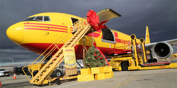 DHL Express kicks off Operation Holiday Cheer
