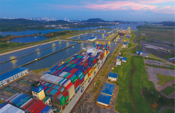 Has the Panama Canal expansion changed anything?